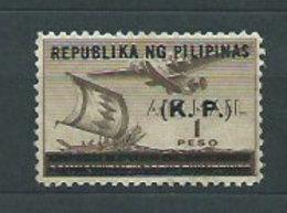 Filipinas - Ocupaci�n Japonesa Servicio Yvert 7 ** Mng - Filipinas