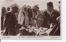 Maroc-Chez Le Boucher-Incertitude! - Marokko