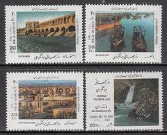 Iran - Correo 1992 Yvert 2268/71 ** Mnh - Irán