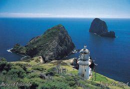 1 AK Neuseeland * Blick Zur Insel Piercy - Cape Brett Lighthouse - Bay Of Islands - Northland * - Nueva Zelanda
