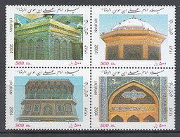 Iran - Correo 2004 Yvert 2711/4 ** Mnh Edificios Isl�micos - Irán