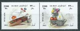 Iran Correo 2011 Yvert 2943/44 ** Mnh Nuevo A�o - Irán