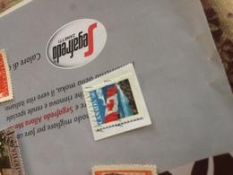 CANADA LA BANDIERA - Stamps