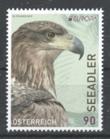 "Österreich 2019:  ""EUROPA-Seeadler"" Postfrisch (s.Foto) - 1945-.... 2ème République"