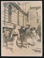 VENCE - FETES PROVENCALES 1927  PHOTO  11 X 8.5 CM - Vence