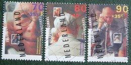 Zomerzegels Summer Stamps Sommermarken NVPH 1608-1610 (Mi 1511-1513); 1994 Gestempeld / USED NEDERLAND / NIEDERLANDE - 1980-... (Beatrix)