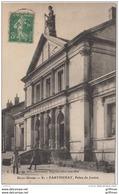 PARTHENAY PALAIS DE JUSTICE 1916 - Parthenay