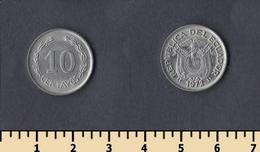 Ecuador 10 Centavos 1972 - Ecuador