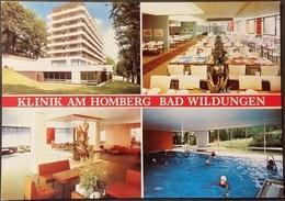 Ak Deutschland - Bad Wildungen - Klinik - Bad Wildungen
