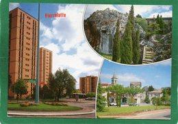 26 Pierrelatte- Multivues Cité HLM Immeuble  . L'Eglise  CPM   Année 1986.   EDIT CELLARD. - Francia