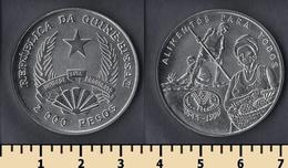 Guinea-Bissau 2000 Pesos 1995 - Guinea Bissau