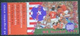 WK Voetbal SPORT, FOOTBALL, FUSSBALL NVPH 1614 (Mi 1516); 1994 Gestempeld / USED NEDERLAND / NIEDERLANDE - 1980-... (Beatrix)