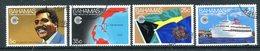 Bahamas 1983 Commonwealth Day Set Used (SG 641-644) - Bahamas (1973-...)
