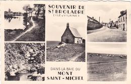 35-ile Et Vilaine-saint Broladre - Francia