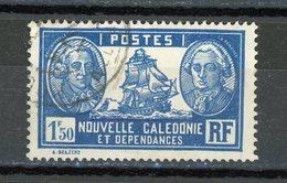NOUVELLE-CALEDONIE RF - DIVERS - N°Yt 156 Obli. - Oblitérés