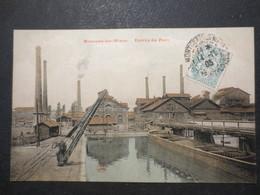 71 - Montceau Les Mines - CPA - Entrée Du Port  -  1905 ( Voir Dos ) - Montceau Les Mines
