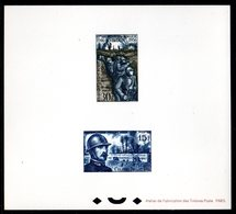 Epreuve Collective YT N° 1052 - 1053 - Cote: 150 € - - Epreuves De Luxe