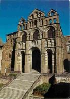 43 - Le Puy En Velay - Façade De La Cathédrale Notre-Dame - Flamme Postale De Yssingeaux - Voir Scans Recto-Verso - Le Puy En Velay