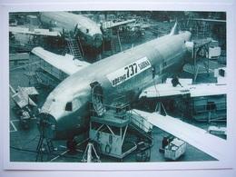 Avion / Airplane /  SABENA / Boeing B 737 - 1946-....: Ere Moderne