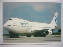 Avion / Airplane /  SABENA / Boeing B 747-228B / Registered As F-GCBB - 1946-....: Ere Moderne