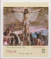 ITALY, 2019, MNH, ART, RELIGIOUS ART, TINTORETTO, CRUCIFIXION, 1v - Art