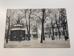 Kevelaer Kapellenplatz 1913 - Kevelaer