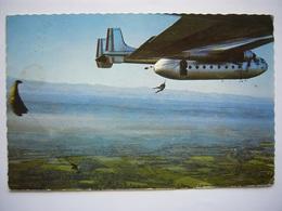 Avion / Airplane / ARMEE DE L4AIR FRANCAISE / Noratlas / Largage Des Paras - 1946-....: Ere Moderne