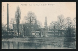 MECHELEN  VUE DES ETANGS DU JARDIN BOTANIQUE - Mechelen