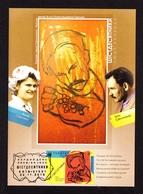 Ukraine 2019 Maxi Card Soviet Poet Ivan Svitlichny Literary Critic Mih. 1836 MNH ** #945 - Ukraine