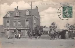 ARQUES LA BATAILLE - Hôtel Du Chemin De Fer - Loiré - Arques-la-Bataille