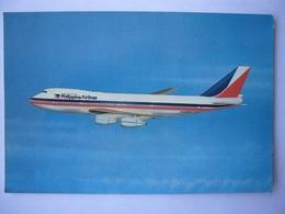 Avion / Airplane / PHILIPPINE AIR LINES / Boeing B 747/ Airline Issue - 1946-....: Modern Era
