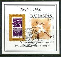 Bahamas 1996 Centenary Of Modern Olympics MS Used (SG MS1083) - Bahamas (1973-...)
