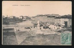 LIVORNO  PIAZZA GARIBALDI - Livorno