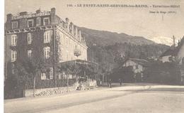 SAINT GERVAIS Le Fayet Hotel Terminus - Saint-Gervais-les-Bains