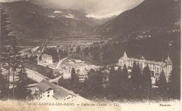 SAINT GERVAIS Vallée Sur Chedde - Saint-Gervais-les-Bains