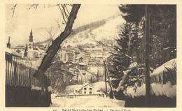 SAINT GERVAIS Paysage D'hiver - Saint-Gervais-les-Bains