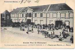 12/18      51   Tours Sur Marne     établissements   Laurent Perrier & Cie         (animations) - Autres Communes
