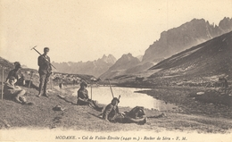 MODANE Col De La Vallée Etroite - Modane