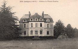 Landujan (35) - Château Du Plessis - Coudray. - Other Municipalities