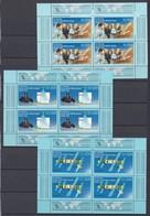 DDR Kleine Verzameling 1988 Nr 2783/85 In Blok Van 4**, Zeer Mooi Lot 4182 - Timbres