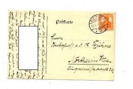 Carte Cachet Bleckede Sur Germinia - Deutschland
