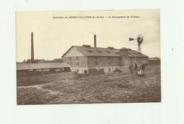 95 - BOISSY L 'AILLERIE - La Briqueterie De Puiseux Animée Bon état - Boissy-l'Aillerie