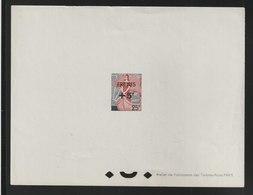 1959 - YT 1229 - Epreuve De Luxe - - Epreuves De Luxe