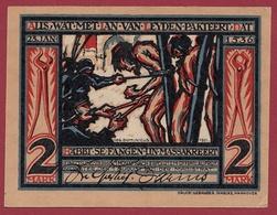 Allemagne 1 Notgeld De 2 Mark Stadt Münster Dans L 'état  N °5380 - Verzamelingen