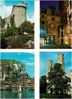 76 / SEINE MARITIME /  Lot De 750 Cartes Postales Modernes écrites - Cartes Postales