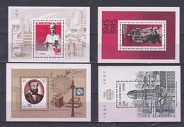 DDR Kleine Verzameling Blokken **, Zeer Mooi Lot K1036 - Timbres