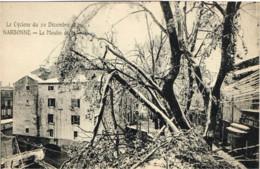 AUDE 11.NARBONNE LE CYCLONE DU 20 DECEMBRE 1920 LE MOULIN DE LA VILLE - Narbonne