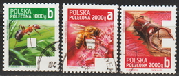 2013: Polen Mi.Nr. 4640, 4643 + 4644 Gest. (d440) / Pologne Mi.No. 4640, 4643 + 4644 Obl. - Gebraucht