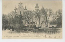 ARIEGE - Château De LÉRAN - Frankrijk