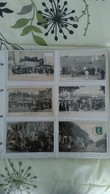 - CLASSEUR 204 CARTES POSTALES ANCIENNES FRANCE (villes, Villages, Animations, Folklore Régional) - - 100 - 499 Postkaarten